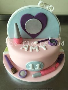 Rainbow unicorn birthday cake Childrens Cakes Pinterest