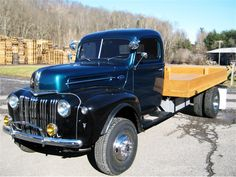 Photo Gallery - ClassicCars.com| 1947 1-1/2T.Ford