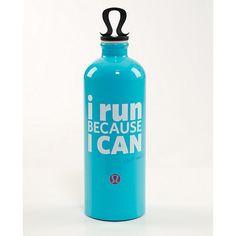 sigg 1l sport top bottle | women's equipment | lululemon athletica found on Polyvore