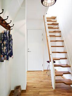 escalier étroit