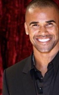 shemar moore, yes I have a thing for shaved hair. Loved this boy since his dads on y&r. Now cant get enough on Criminal Minds