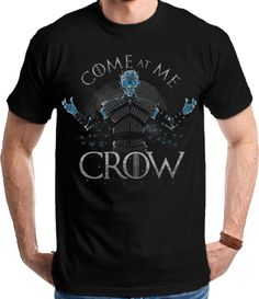 Camiseta Camisa Game Of Thrones - The Night King