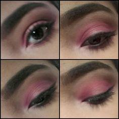 #makeup #rosa