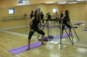 Bored with your Zumba, pilates or any-other-exercise DVD? Want a live class that works with your schedule AND can be done from your own home? Check out EMG's Live Fitness Classes. Homepage