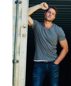 Justin Hartley Will Play An Exotic Dancer In Bad Moms Sequel! Justin Hartley, Plain Girl, Scruffy Men, Handsome Guys, Man Crush Monday, Star Wars, Attractive Men, Good Looking Men, Hot Guys