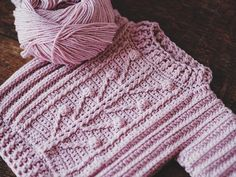 Ravelry: Winter Garden Sweater pattern by Mon Petit Violon Cute Sweaters, Baby Sweaters, Winter Sweaters, Crochet Sweaters, Crochet Bebe, Crochet Hooks, Dk Weight Yarn, Shawl Patterns, Crochet Patterns For Beginners