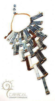 Принимаем джинсы на грудь (подборка) / Украшения и бижутерия / ВТОРАЯ УЛИЦА