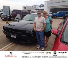 "https://flic.kr/p/tmxb8d | #HappyAnniversary to Keith Howard on your 2014 #Dodge #Challenger from Brent Billingsly at Randall Noe Chrysler Dodge Jeep RAM! | <a href=""http://www.randallnoechryslerdodge.com/?utm_source=Flickr&utm_medium=DMaxxPhoto&utm_campaign=DeliveryMaxx"" rel=""nofollow"">www.randallnoechryslerdodge.com/?utm_source=Flickr&ut...</a>"