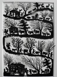 papier knipkunst