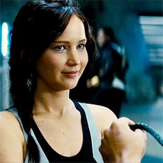 Katniss and finnick deleted scene gif set - catching fire dvd - PageToPremiere