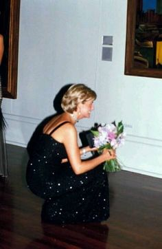 Princess Diana in 1997 on her 36th birthday approximately 6 weeks before she died