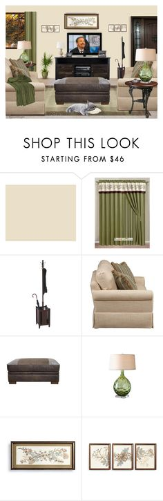 """""""FEELS LIKE SUNDAY MORNING"""" by arjanadesign ❤ liked on Polyvore featuring interior, interiors, interior design, home, home decor, interior decorating, Office Star, LG, FLORIAN and Frontgate"""