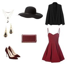 """""""Untitled #2"""" by explorer-14479183294 on Polyvore featuring Glamorous, Valentino and Charlotte Russe"""