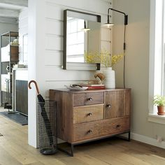 Atwood Chest | Crate and Barrel