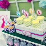 Easter Party Cupcake Toppers