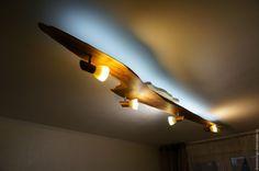 Купить Светильник из массива дерева - коричневый, светильник из дерева, люстра ручной работы, массив дерева