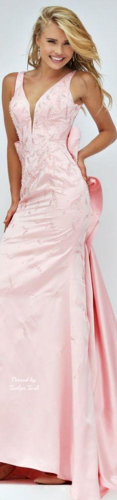 Pink Gown.. Sherri Hill ❤
