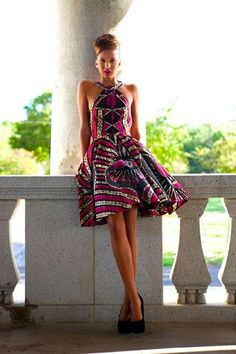 embrace the African Fashion
