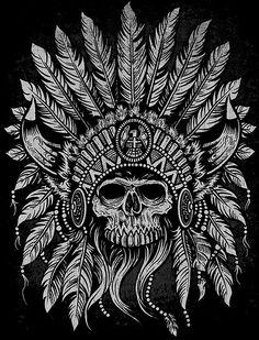 Native Headdress   Flickr - Photo Sharing!