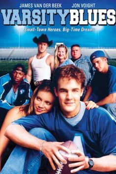 Varsity Blues... I love this movie it gives me so many feels ❤