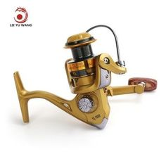#Gearbest LIEYUWANG Portable 12BB Full Metallic Fly Fishing Reel (627921) #SuperDeals