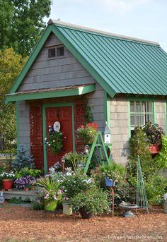 Potting Shed  homeiswheretheboatis.net