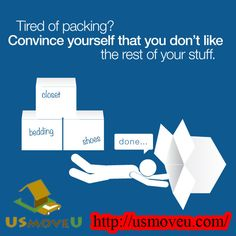 #MovingTips  #Movingtips which we are sharing here are a summarized abstract of our research on these subjects. You can be rest assured that these tips will be very helpful for you.  http://usmoveu.com/Moving_Tips.html  Call Us: 1-(813)867-4447