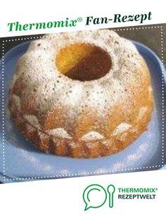 Gugelhupf Nusskuchen von panda1805. Ein Thermomix ® Rezept aus der Kategorie Backen süß auf www.rezeptwelt.de, der Thermomix ® Community.