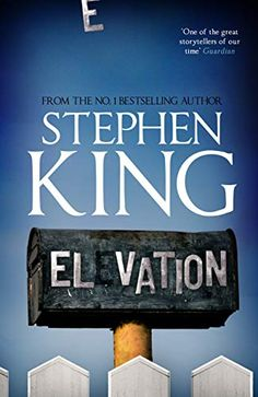 Laste Ned eller Lese På Net Elevation Bok Gratis PDF/ePub - Stephen King, 'Stephen King's slim new novel tackles weighty matters' - New York Post Castle Rock is a small town, where word gets. Stephen King It, Non Fiction, Castle Rock, Got Books, Books To Read, Kindle, King Book, What To Read, Book Photography