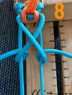Attilou's Elfenzopf   Swiss Paracord GmbH Diy Friendship Bracelets Patterns, Diy Bracelets Easy, Bracelet Crafts, Handmade Bracelets, Paracord Tutorial, Bracelet Tutorial, Paracord Dog Leash, Paracord Keychain, Paracord Bracelet Designs