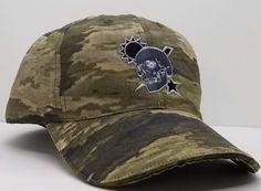 4188114e9c3aa A-TACS iX - Scroll Skull DUI. Baseball Hats ...