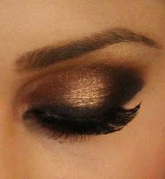 eyeshadow palette for brown eyes   MAC eyeshadow SOFT BROWN refill pan - for Pro palette