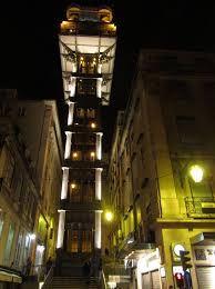 Elevador da Santa.Justa Lisbon - Szukaj w Google Gustave Eiffel, Google, Elevator, Skinny