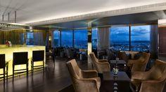 Panorama Restaurante, Lisboa - Glamour, elegância e cozinha gourmet de excepção, com a melhor vista de Lisboa