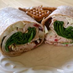 How to Make Awesome Lunch Wraps