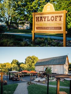 Barn Wedding Hayloft In The Grove East Aurora NY Costamaga Design
