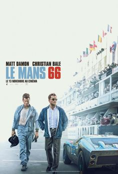 Watch Ford v Ferrari movie for free on MovieNex. Ford v Ferrari cast consists of Christian Bale as racing driver Ken Miles and Matt Damon as Carroll Shelby. Jon Bernthal, Carroll Shelby, Matt Damon, Christian Bale, Josh Lucas, Logan, Le Mans, Henry Ford, Fast And Furious