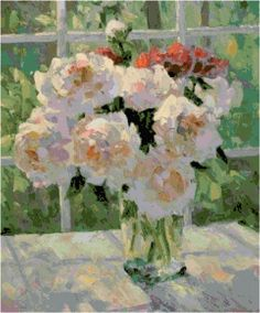 Claude Monet: Peonies (He makes every brushstroke count.) Gotta love a Monet! Monet Paintings, Paintings I Love, Beautiful Paintings, Indian Paintings, Abstract Paintings, Painting Art, Famous Flower Paintings, Landscape Paintings, Edouard Manet Paintings