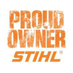 Proud Owner STIHL
