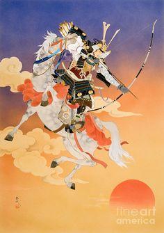 haruyo morita samurai