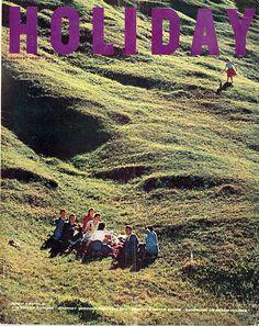 Holiday Magazine.