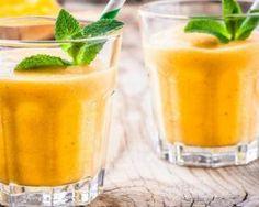 Jus tropical ananas, vanille et mangue brûle-graisse