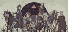 amazarashi - Yuuhi Shinkou Higashizumu - Faith of Sunset: HIGASHIZM (The sun sets)