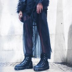 The Daria boot, shared by saraluxe. Dr. Martens, Dm Boots, Fairies, Must Haves, Grunge, Heaven, Punk, Mens Fashion, How To Wear