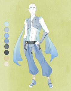 :: Commission Outfit July 12 :: by VioletKy.deviantart.com on @deviantART