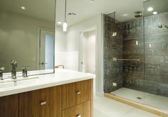 Banheiro - #ceramicaportinari. Bathrooms - Baños, banho, banheiro. Produtos Cerâmica Portinari, Painted GR e Chicago.