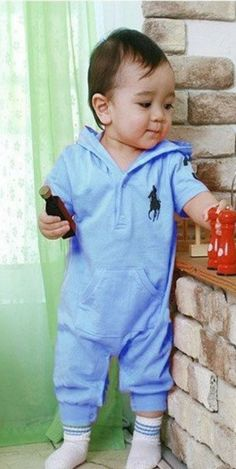 Cheap baby girl, Buy Quality candy color directly from China baby baby Suppliers: 2017 Spring New Hooded Jersey Baby Girl And Boy Clothes Children Polo Short-Sleeved Jersey Blusa Polo Para Meninas candy color Baby Boy Outfits, Kids Outfits, Spring New, Candy Colors, Rompers, One Piece, Hoodies, Children, Clothes