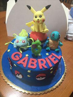 Pokémon cake