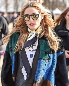 "chris bell on Instagram: ""Paris Fashion Week • Olivia after #eliesaab Show…"