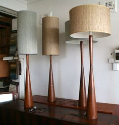 Parker Floor Lamps | Visit www.delightfull.eu/blog for more inspiring images and decor inspirations